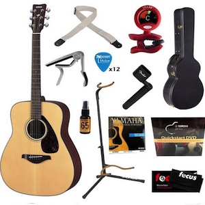 Accessories for Guitar & Bass