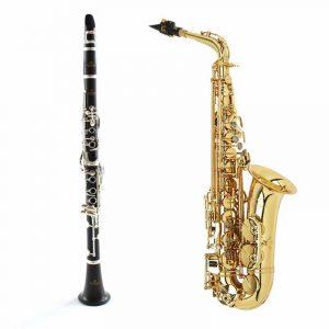 Clarinets & Saxophones