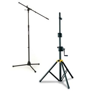 Speaker & Microphone Stands