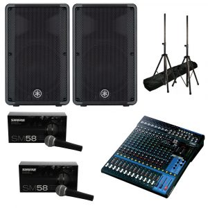 Pro Audio Packages